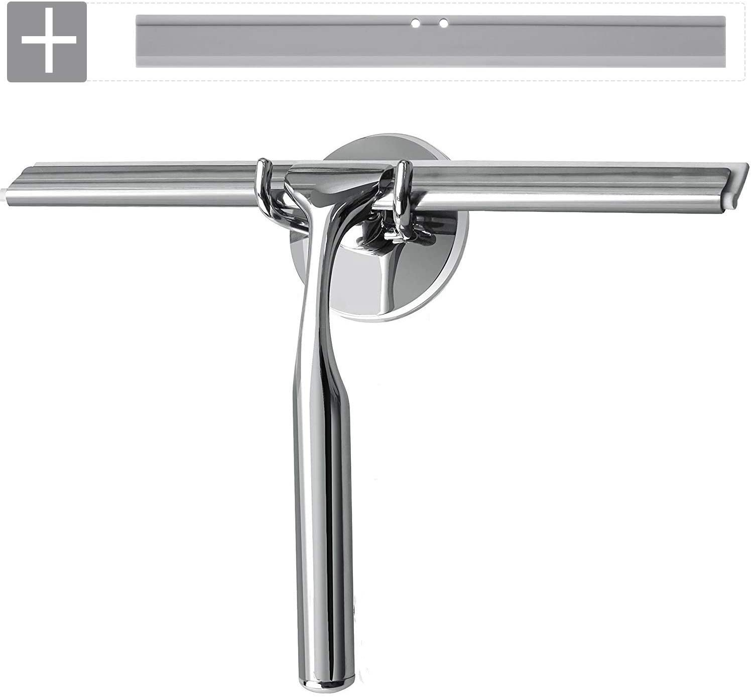 YunNasi(Style 2) Stainless Steel Shower Squeegee