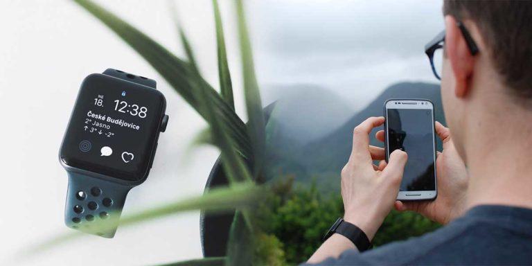 smartwatch under 100