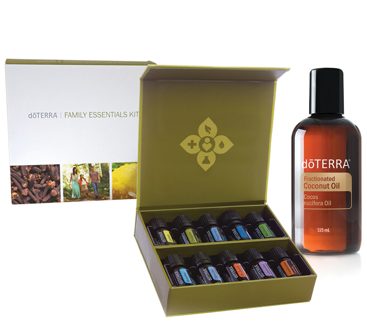 doTERRA Family Essential Oils Kit