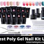 Poly Gel Nail Kit UK