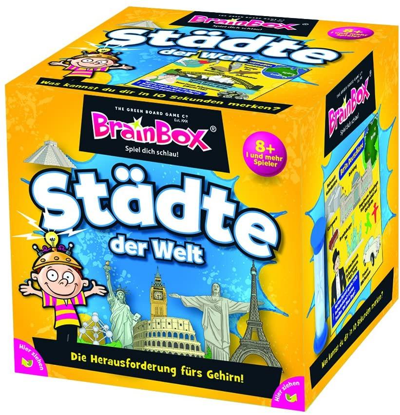 BRAIN BOX 94944 Cities of the World