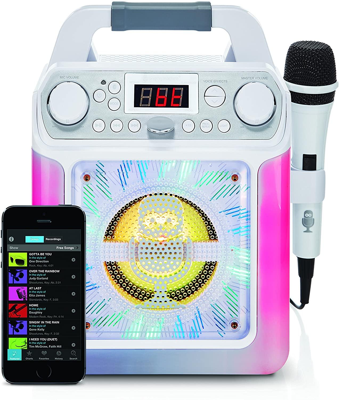 Bluetooth Karaoke Machine Singing Machine