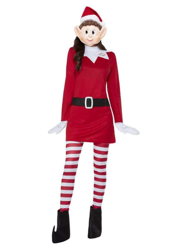 Do Not Move the Elf at Daytime