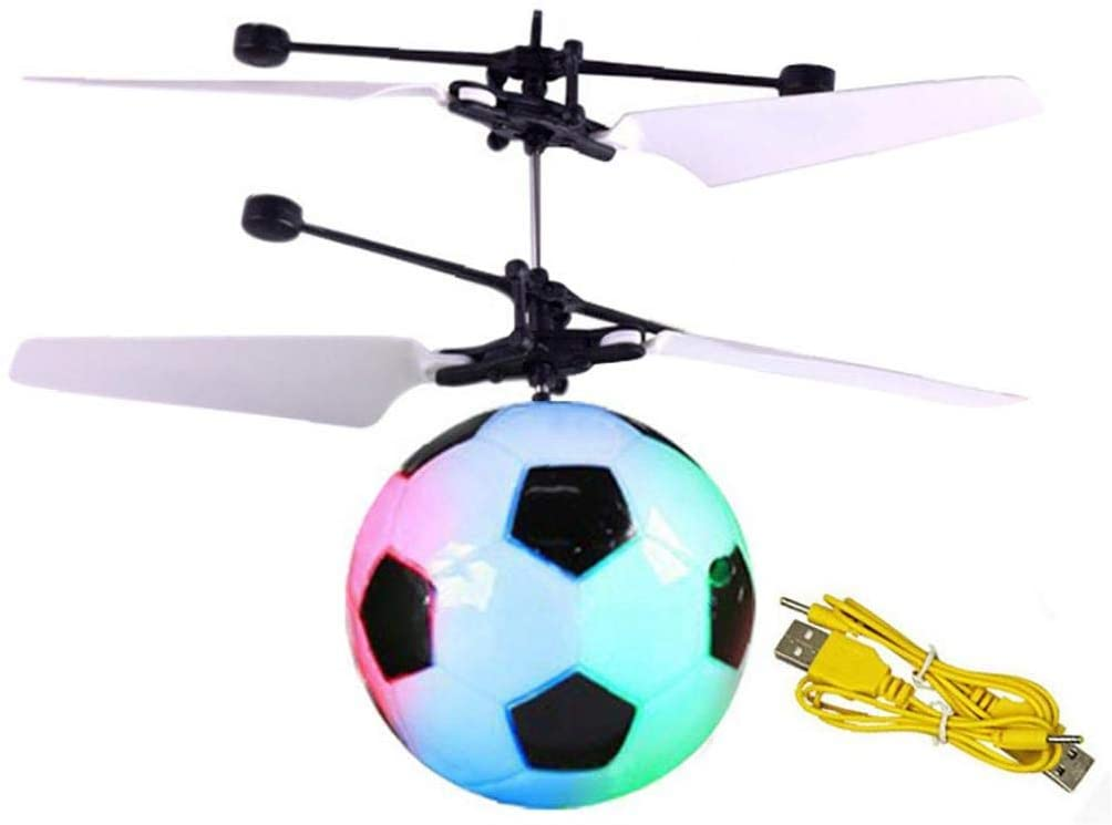 Flying Ball Infrared Induction Helicopter Drone