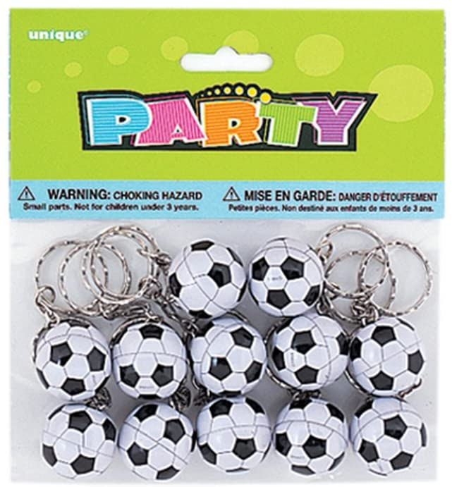 Football Key Rings Party