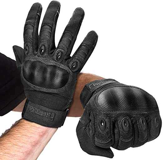 Freetoo Outdoor Full Finger Tactical Gloves