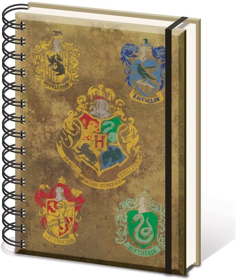 Harry Potter Notepad Harry Potter