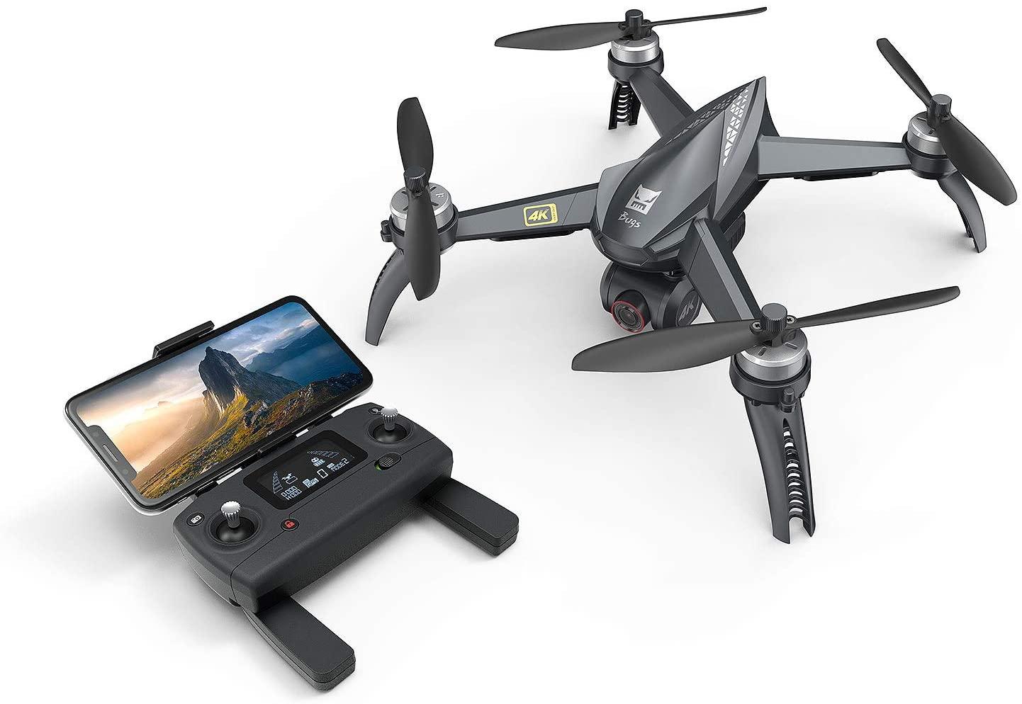 JMX Bugs 5W B5W RC Drone with Camera