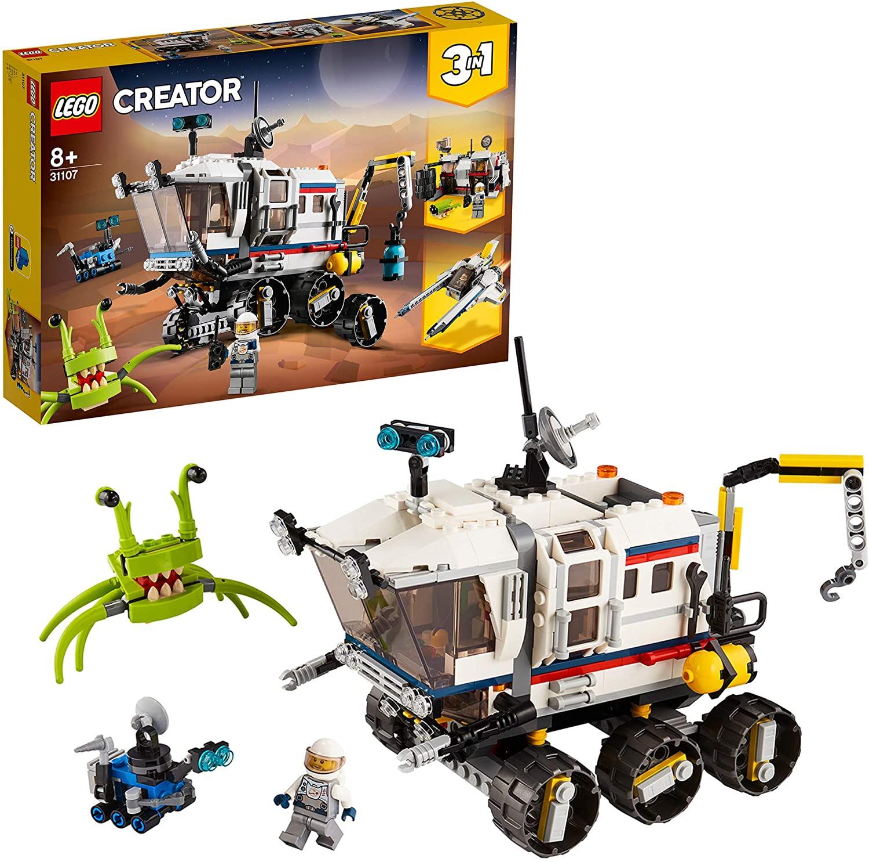 LEGO 31107 Creator 3in1 Space Rover Explorer
