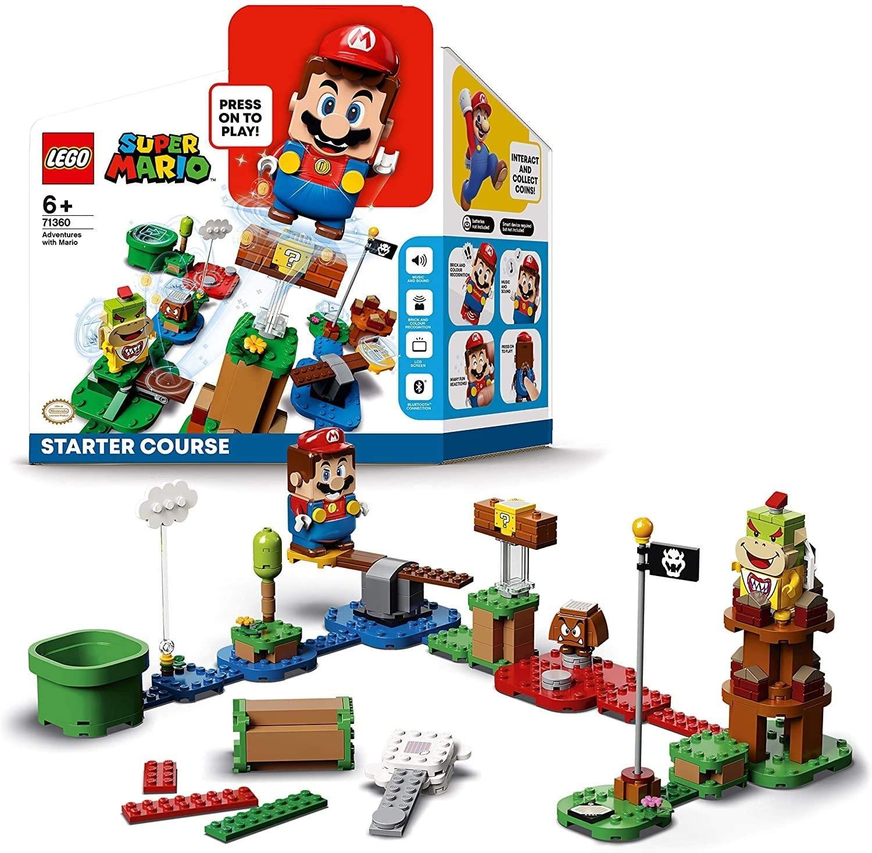 LEGO 71360 Super Mario Adventures Starter Course