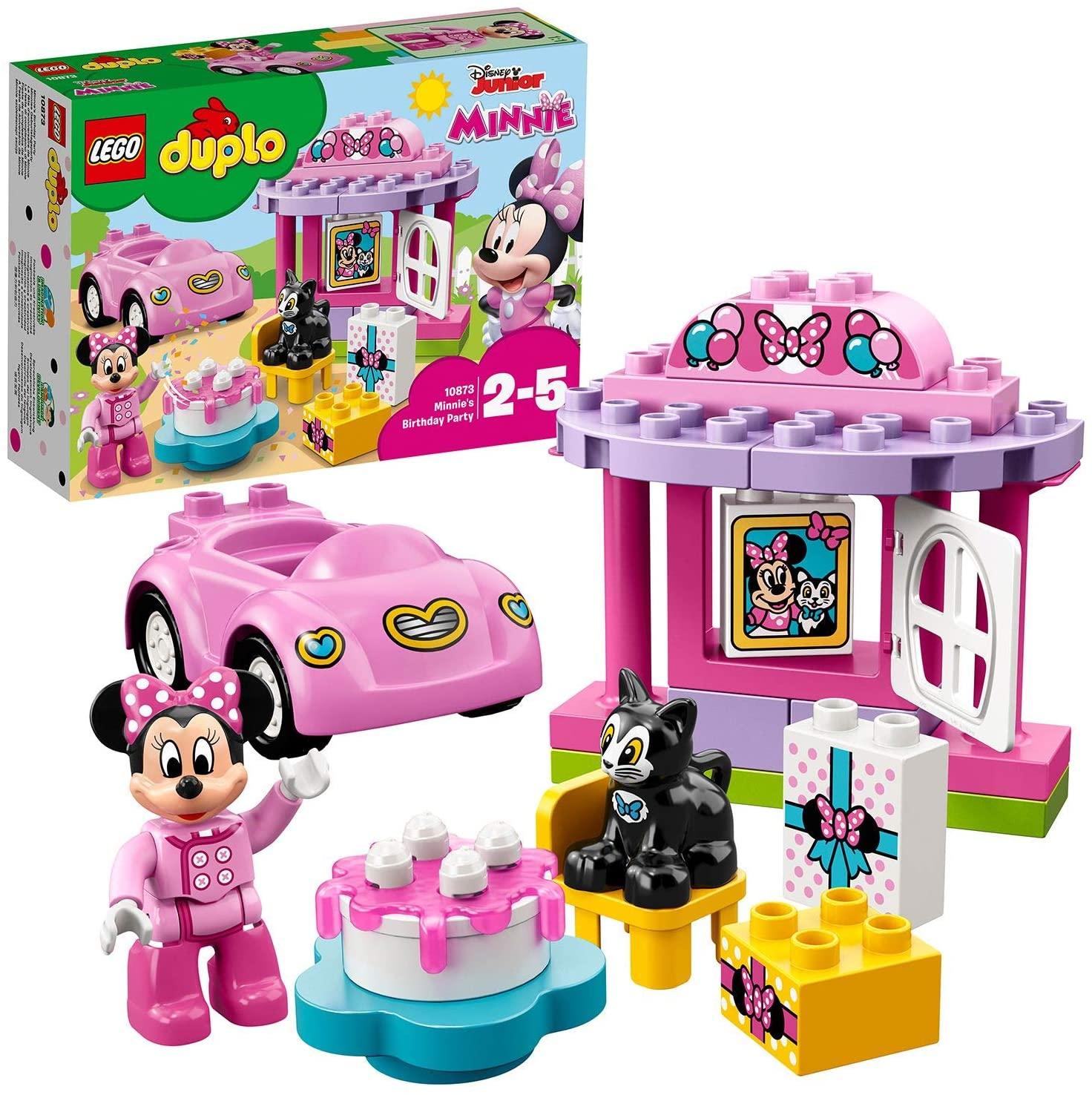 LEGO DUPLO Disney Junior Minnie's Birthday Party LEGO
