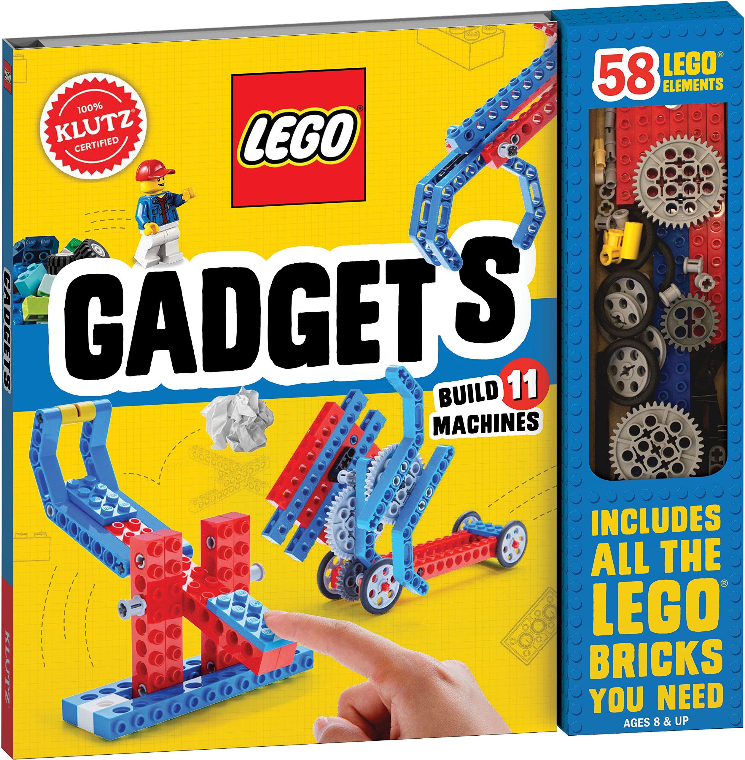 LEGO Gadgets Editors of Klutz