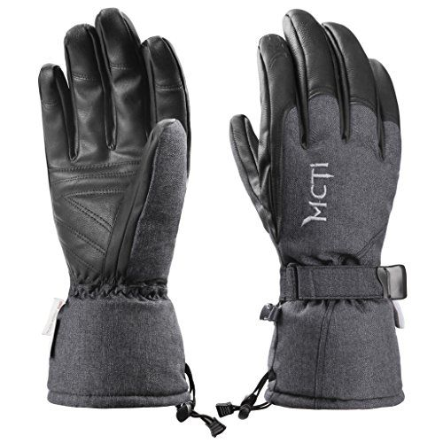 MCTi Ski Gloves Winter Waterproof