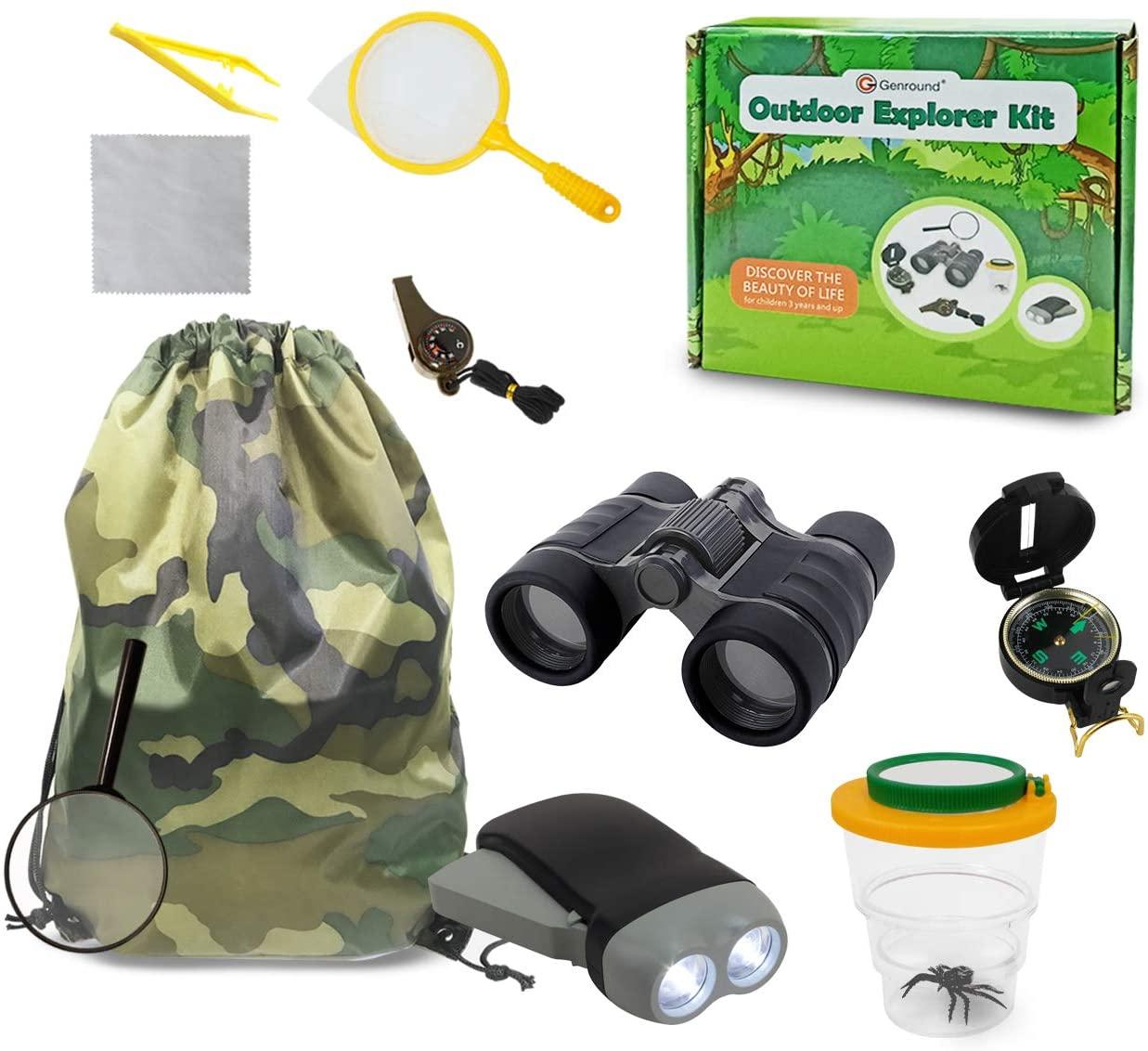 Outdoor Explorer Kit Ground