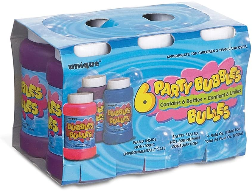 Party Bubbles Party Bag Fillers