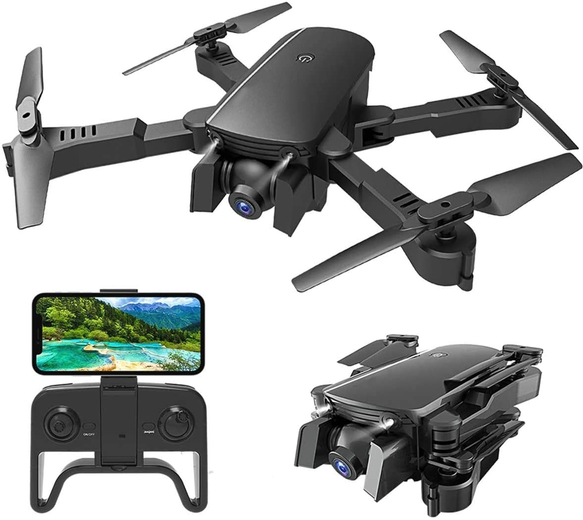RCTOYS wifi FPV Drones with Camera