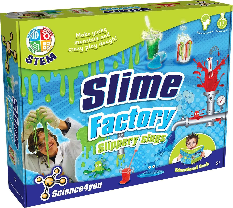 Science 4 You, Slime Factory Slippery Slugs Kit