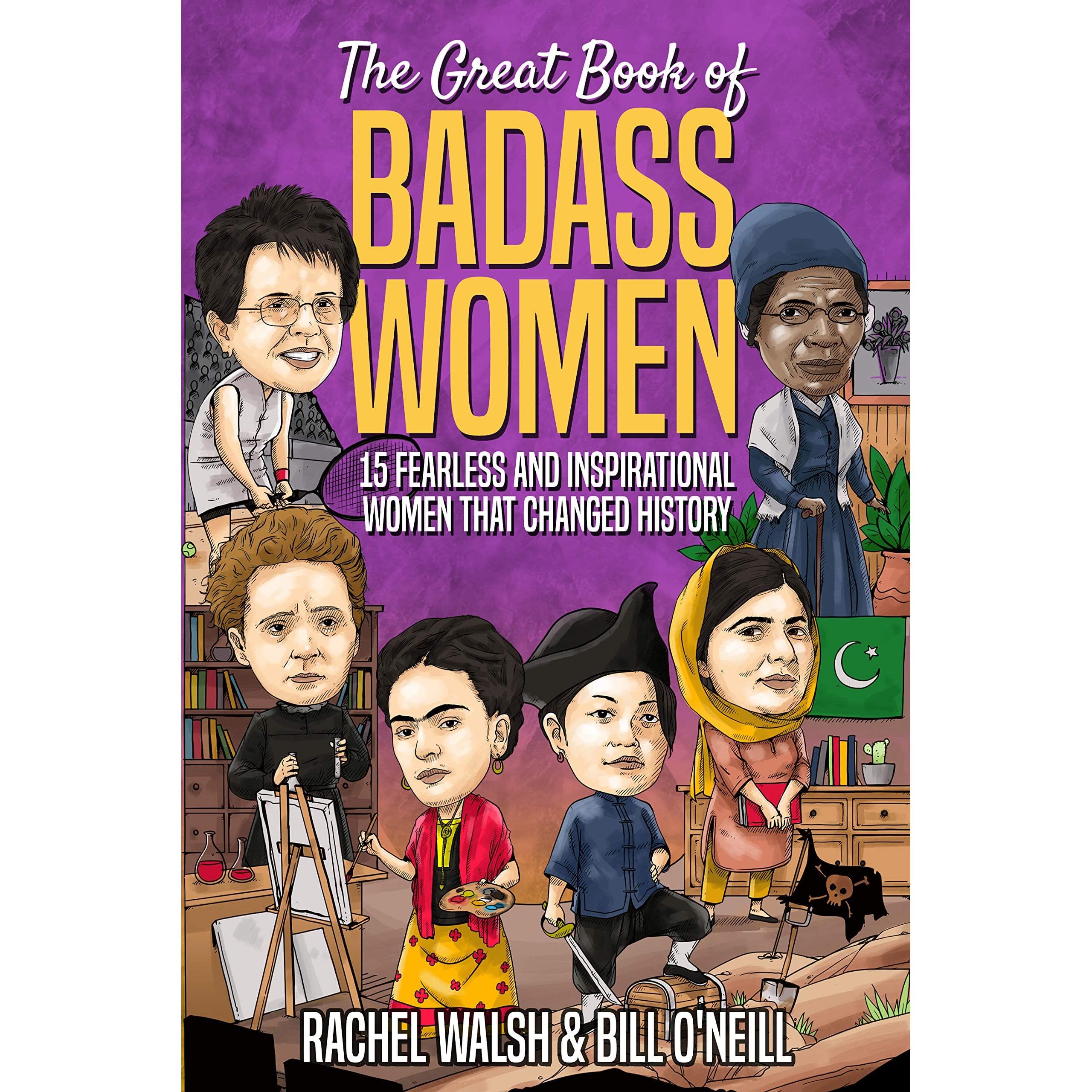 The Great Book of Badass Women