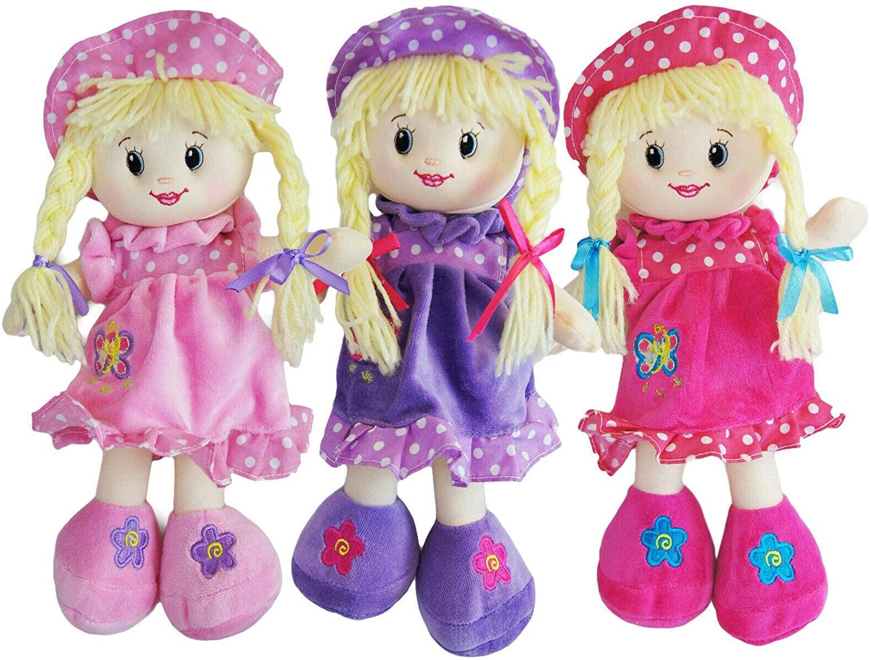 Traditional Girls Rag Dolls The Magic Toy Shop