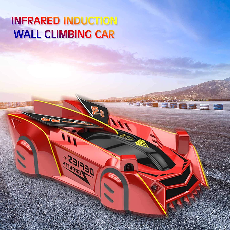 Wall Climbing Race Car Toy