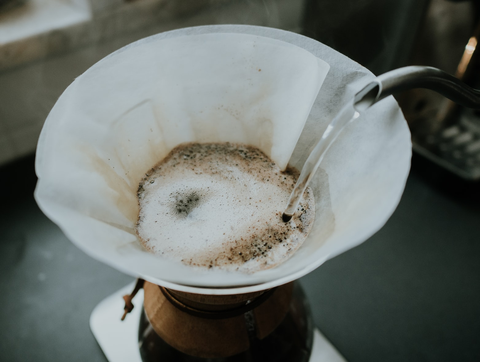 Substitute for Coffee Filter